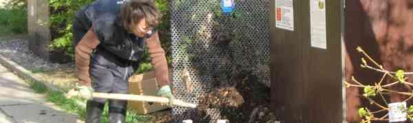 První kompost připraven k odběru